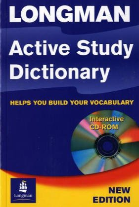 9780582794542: Longman Active Study Dictionary of English 4E Paper & CD Rom Pack