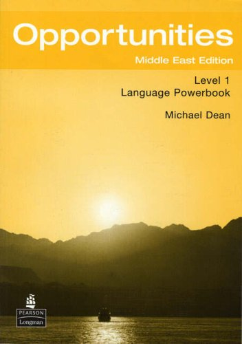 9780582796942: Opportunities 1 (Arab-World) Language Powerbook (OPPS)