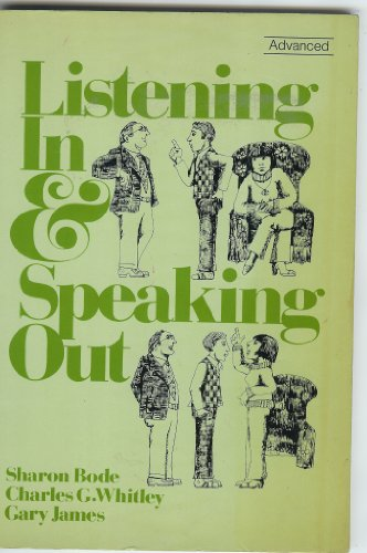 9780582797376: Listening in and Speaking out: Advanced