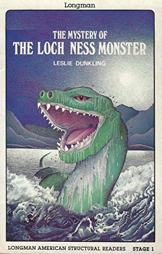 9780582798205: The Mystery of the Loch Ness Monster (Longman American Structural Readers, Stage 1)