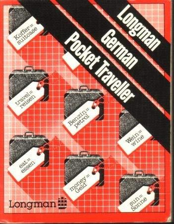 Longman German pocket traveller (9780582799608) by Alexander, L. G