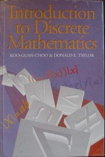 9780582800557: Introduction to Discrete Mathematics