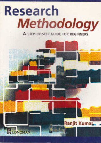 9780582801257: Research Methodology: A Step-by-Step Guide for Beginners