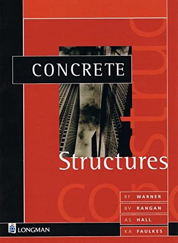 9780582802476: Concrete Structures