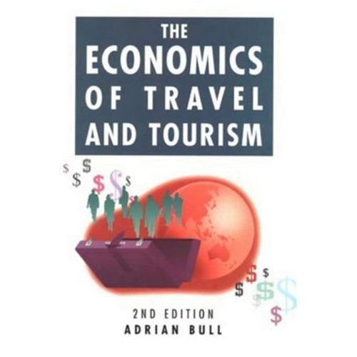9780582807310: The Economics of Travel and Tourism