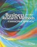 Business Research Methods: G.W. Ticehurst