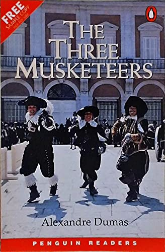9780582817067: The three musketeers (Penguin readers. Level 2)