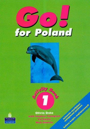 9780582817159: Go! for Poland 1 Activity Book