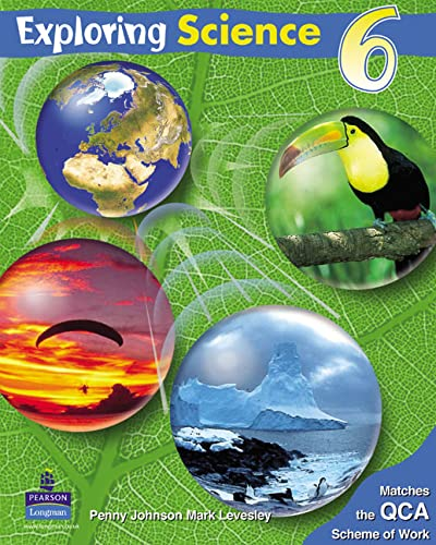 9780582819009: Exploring Science - Pupil's Book 6: Year
