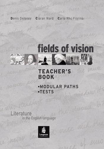 9780582819085: Fields of Vision Teachers Book