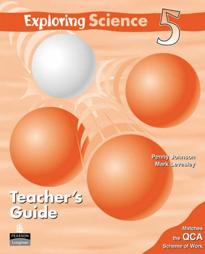 9780582819108: Exploring Science - Teacher's Guide 5: Teachers Guide Year 5