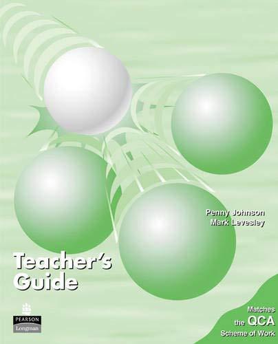 9780582819115: Exploring Science Teacher's Guide 6 (Exploring Science)