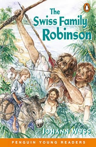 9780582819986: The Swiss Family Robinson (Penguin Young Readers (Graded Readers))