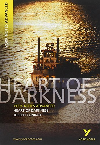 9780582823044: Heart of Darkness: York Notes Advanced