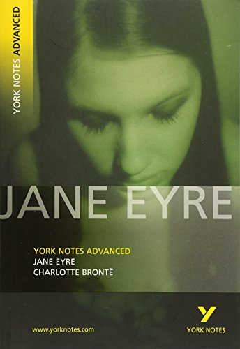 9780582823051: Jane Eyre (York Notes Advanced)