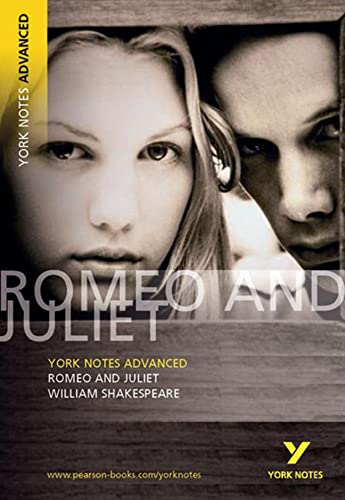 9780582823075: Romeo and Juliet: York Notes Advanced