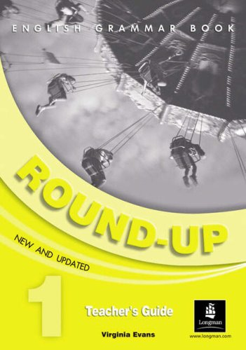9780582823389: Round-Up 1 Teachers Book 3rd Edition (Round Up Grammar Practice)