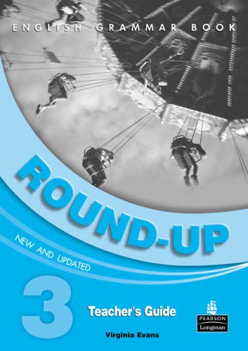 9780582823426: Round-Up 3 Teachers Book 3rd. Edition (Round Up Grammar Practice)