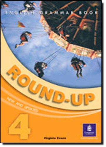 9780582823433: Round-up: 4 (Round Up Grammar Practice)