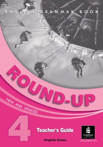 9780582823440: Round-Up 4 Teachers Book 3rd. Edition: Teacher's Guide 4 (Round Up Grammar Practice)