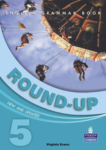 9780582823457: Round-Up 5: Student Book: English Grammar Book (Round Up Grammar Practice)
