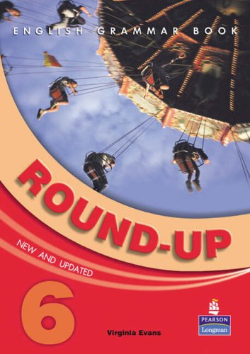 9780582823471: Round-Up 6: Student's Book: English Grammar Book (Round Up Grammar Practice)