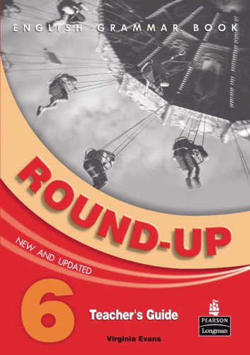9780582823488: Round-Up 6 Teachers Book 3rd. Edition (Round Up Grammar Practice)