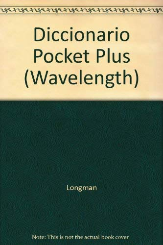 9780582824713: Diccionario Pocket Plus (Wavelength)