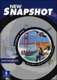 9780582824744: New snapshot. Intermediate. Workbook. Con DVD. Per le Scuole superiori