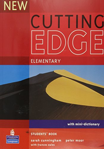 9780582825017: New Cutting Edge. Elementary. Students' Book