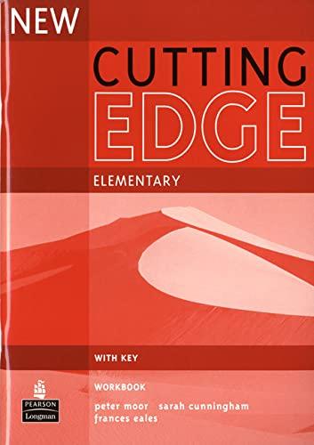 9780582825031: New Cutting Edge Elementary Workbook Key