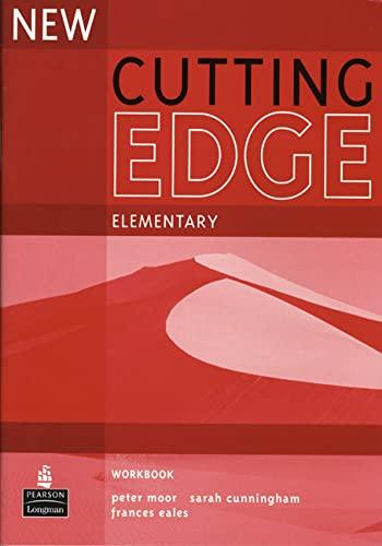 9780582825048: New Cutting Edge: Elementary: Workbook (Without Key)