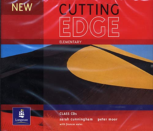 9780582825062: Cutting Edge Elementary New Editions 2 Class Audio CDs