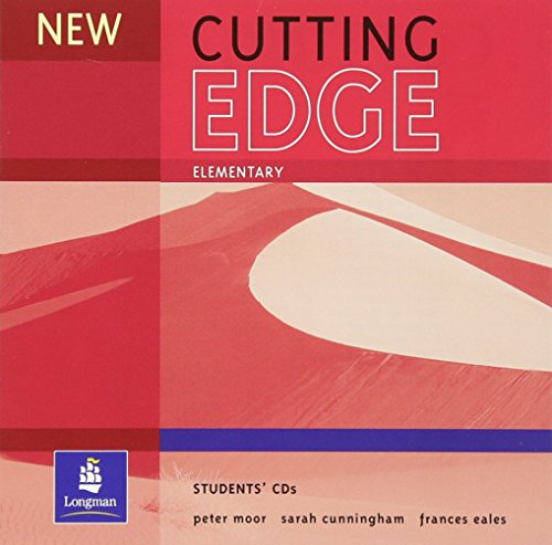 9780582825086: Elementary Student CD (Cutting Edge)