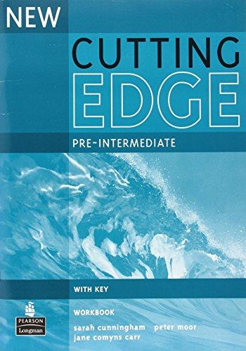 9780582825116: New Cutting Edge Pre-Intermediate