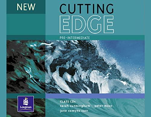 9780582825147: New Cutting Edge. Pre-Intermediate (Class CDs): Class CD 1-3