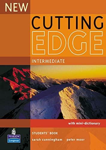 9780582825178: New cutting edge. Intermediate. Student's book. Per le Scuole superiori