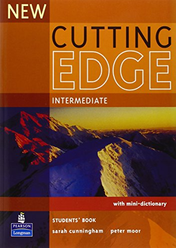 9780582825178: New Cutting Edge: Intermediate: Student's Book: Intermediate Student's Book