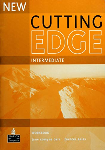 New Cutting Edge Intermediate Workbook No Key: Eales, Frances