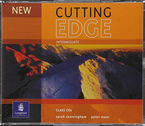 9780582825222: New Cutting Edge Intermediate: Class CD 1-3
