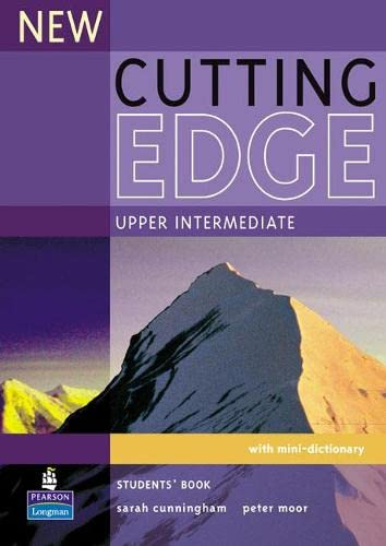 9780582825253: Cutting edge. Upper intermediate. Student's book. Per le Scuole superiori