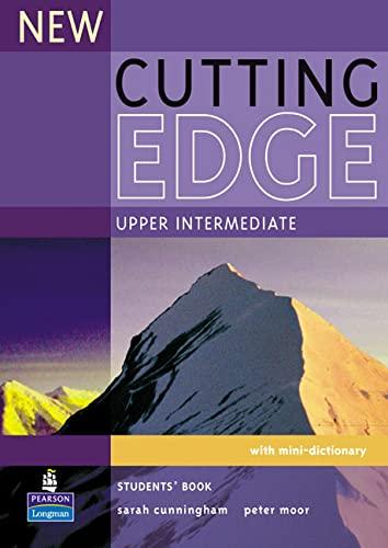 9780582825253: New Cutting Edge Upper-Intermediate Student's Book