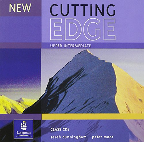 9780582825307: New Cutting Edge Upper-Intermediate Class CD 1-3