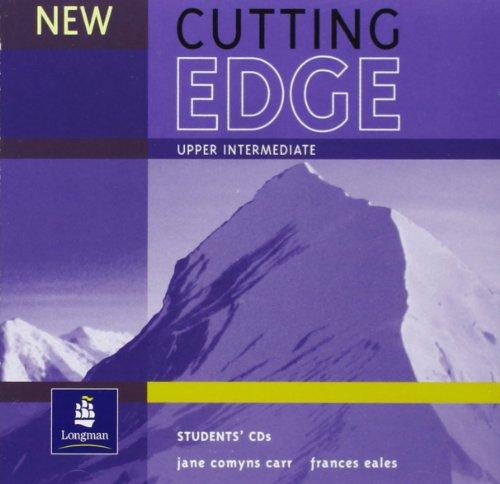 9780582825321: New cutting edge. Upper intermediate. Per il Liceo lingusitico. Audiolibro. CD Audio