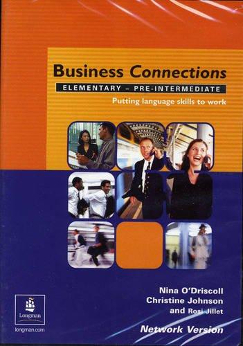 9780582825703: Business Connections Elementary Network CD Longman English Interactive (Longman English Success)