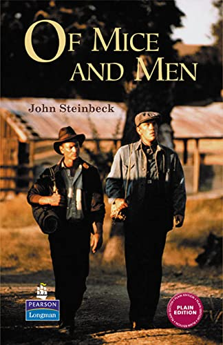 9780582827646: Of Mice and Men (Without Notes) (Longman Literature Steinbeck)