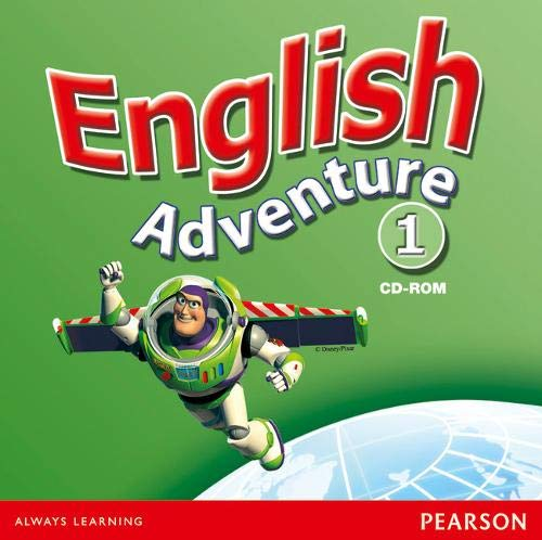 9780582828353: English Adventure: Level 1 CD-ROM: Level 1 (English Adventure)