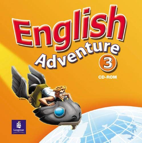 9780582828377: English adventure level 3 CD-ROM