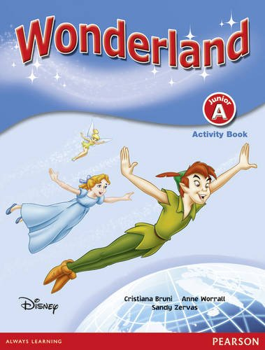 9780582828490: Wonderland Junior A Activity Book (English Adventure)