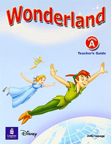 9780582828506: Wonderland Junior Teachers Book